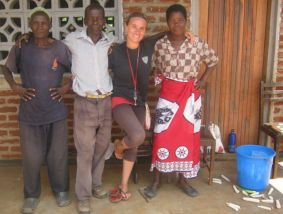 Arianna spent 7 months in Malawi working in one of DAPP Malawi's teacher training programmes and primary schools
