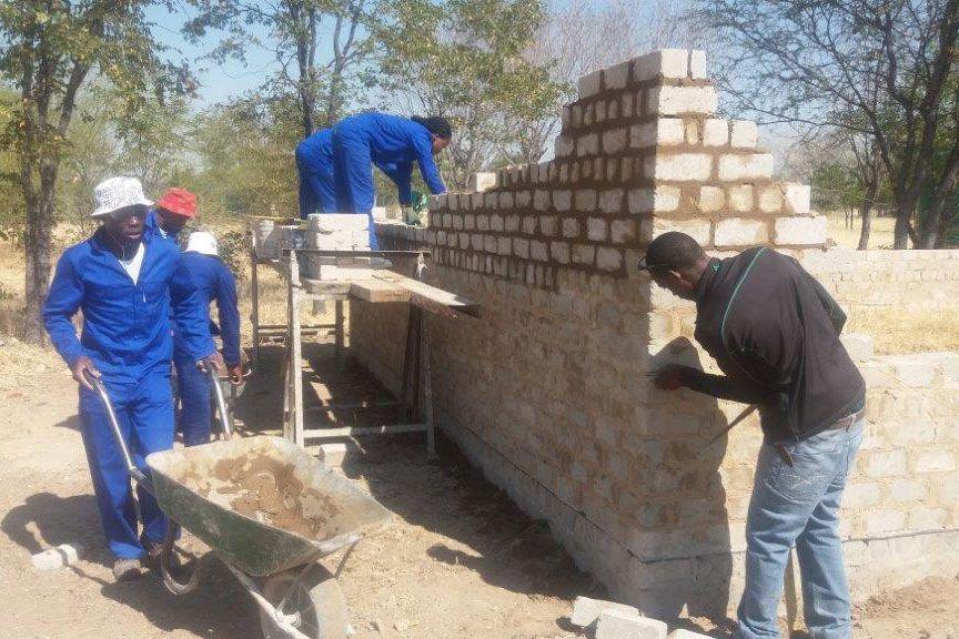 £10,000 Donation to DAPP Namibia