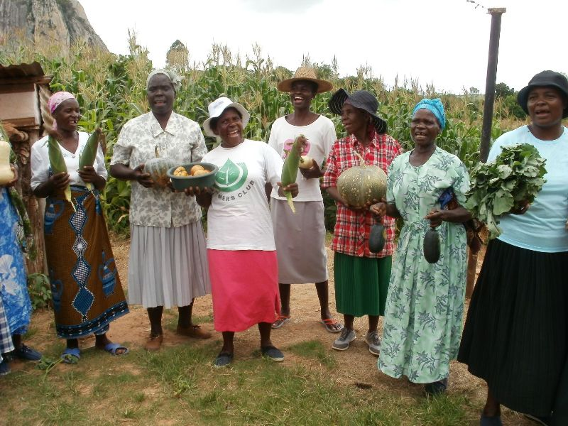 Improving local food production